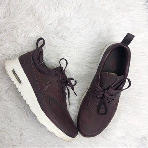 Nike Shoes - Women's Nike Air Max Thea Prm Mahogany